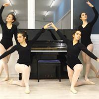 Alumnas danza clásica Ballugat Castelldefels escuela de baile