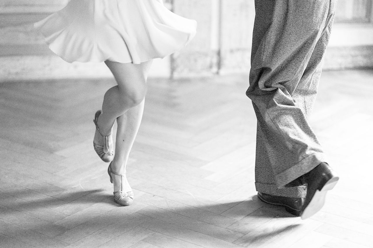 Swing, Lindy hop clases Castelldefels